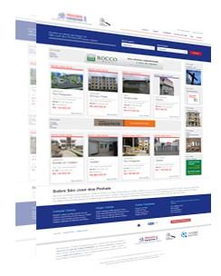 Rede de portais imobiliários